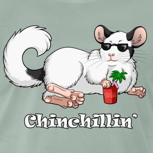 Chinchillin' - Men's Premium T-Shirt