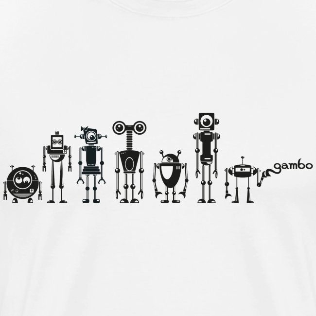 gambots Roboterfamiliie 3a