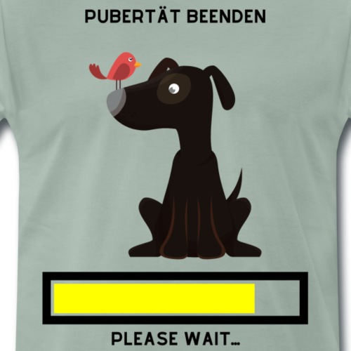 Pubertät beenden - please wait...