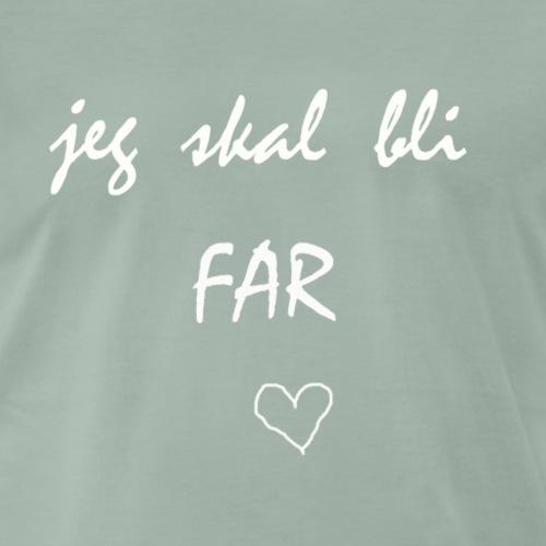 Far Collection - Premium T-skjorte for menn