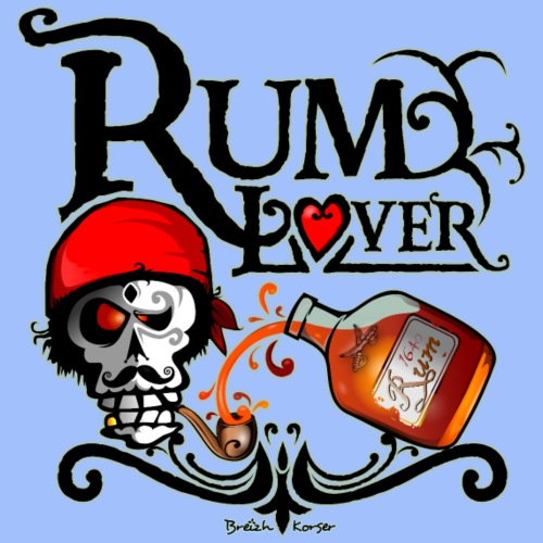 Rum lover - T-shirt Premium Homme
