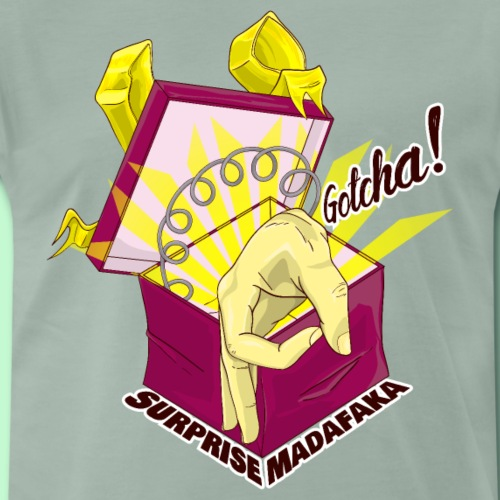 regalo troll - Camiseta premium hombre