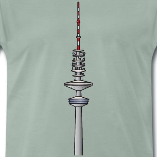 Hertz Torre Hamburg c - Maglietta Premium da uomo