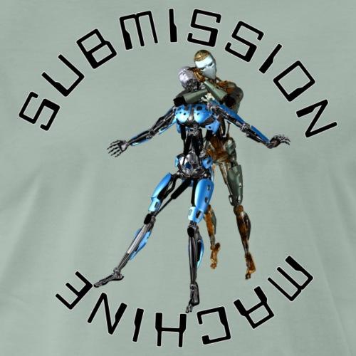 SUBMISSION MACHINE RNC - Men's Premium T-Shirt