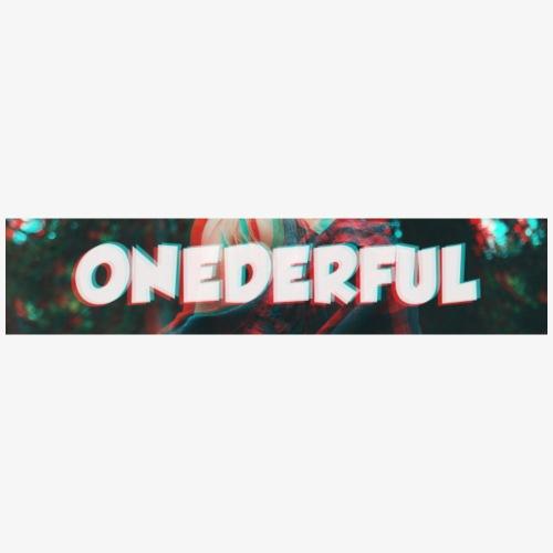 OneDerful Products - Maglietta Premium da uomo