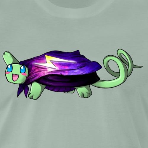 Blinky The Electric Turtle! - Men's Premium T-Shirt