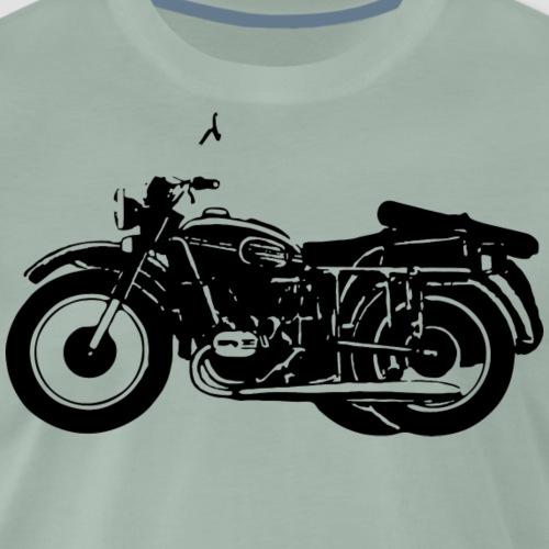 Ural M 67-36 Motorrad - Männer Premium T-Shirt