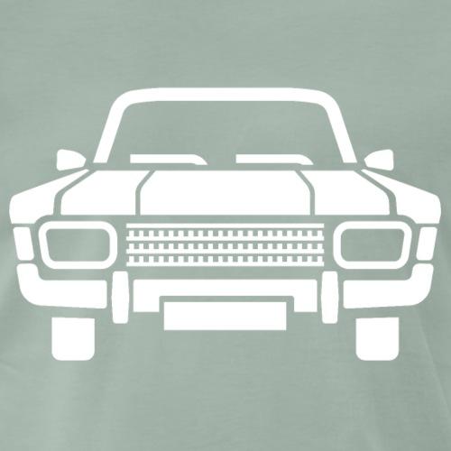 Taunus M20 White - Men's Premium T-Shirt