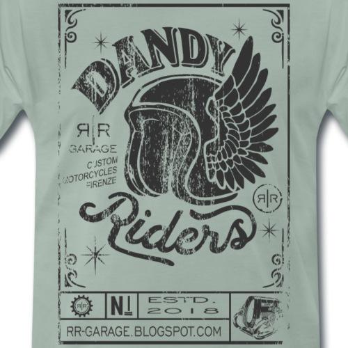DANDY RIDER - Maglietta Premium da uomo