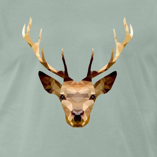 A Stag from the Forest
