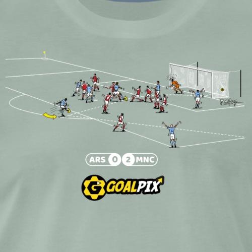 ARS-MNC 0-2 | 2018 - Maglietta Premium da uomo