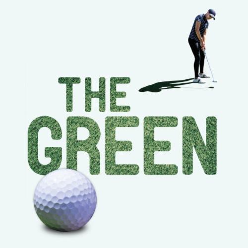 Golf - The Green - Männer Premium T-Shirt