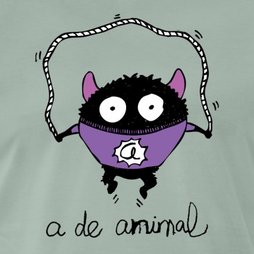 ADA Monster - Camiseta premium hombre