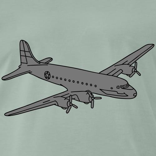 Aereo 2 - Maglietta Premium da uomo
