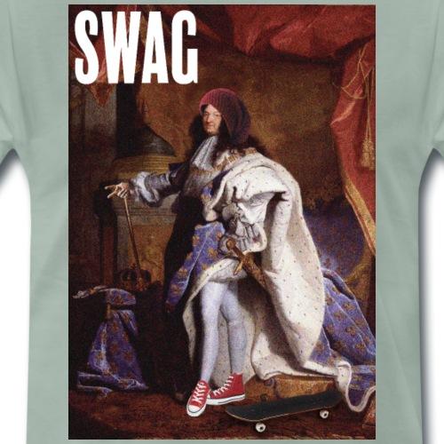 Louis XIV's swag - T-shirt Premium Homme