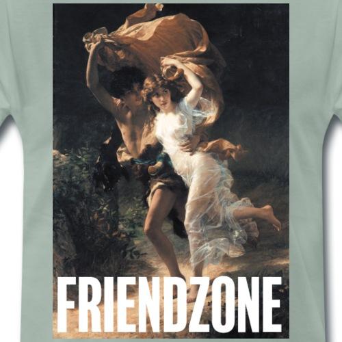 L'orage et la friendzone - T-shirt Premium Homme