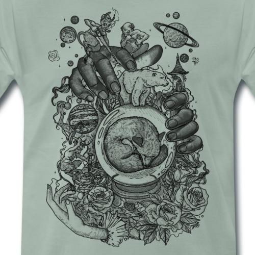 Fortune Telling - Männer Premium T-Shirt
