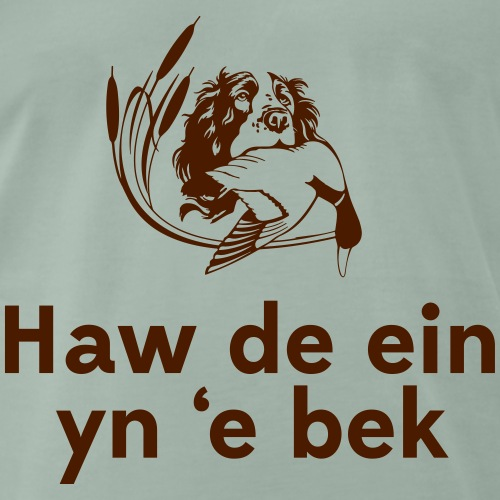 blala - Mannen Premium T-shirt