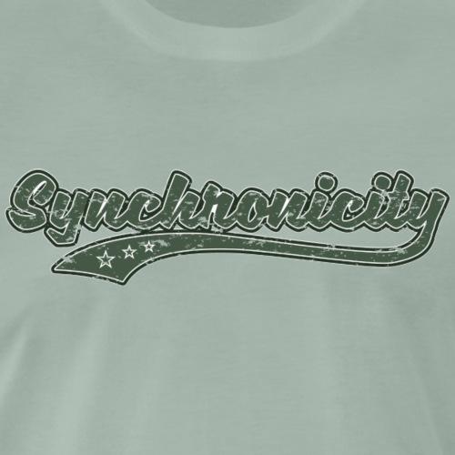 Synchronicity Vintage - T-shirt Premium Homme