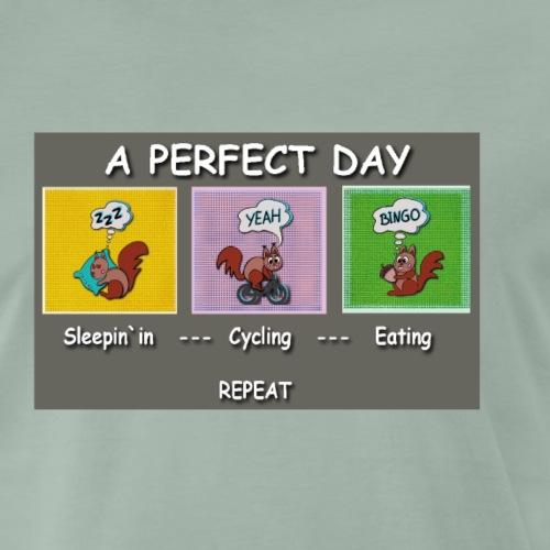 A Perfect Day Halmi - Comic - Männer Premium T-Shirt