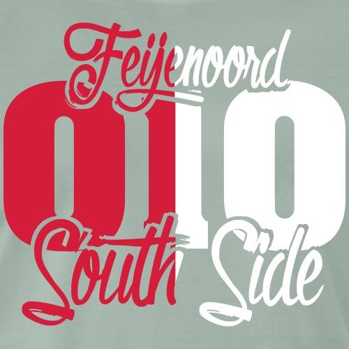 010_south_side_feijenoord_kleur - Mannen Premium T-shirt