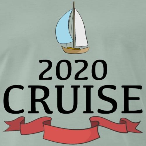 kreuzfahrt 2020 - Männer Premium T-Shirt