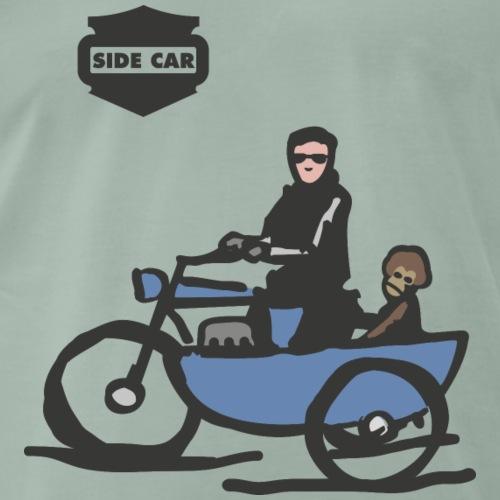 side ancien - T-shirt Premium Homme