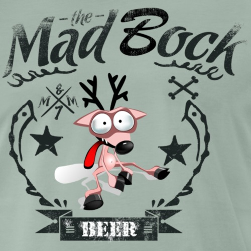 MadBock - Männer Premium T-Shirt