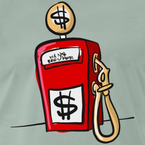 Cash station - Mannen Premium T-shirt