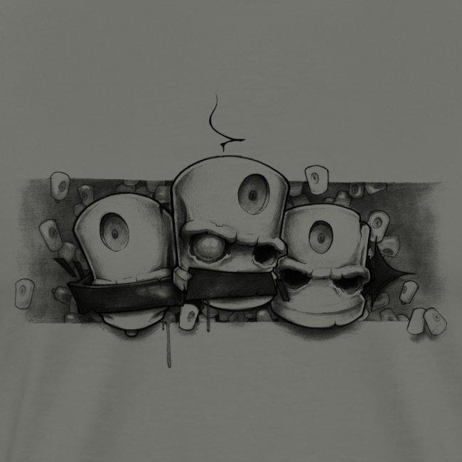 see no evil ! Moe Frisco Ver01