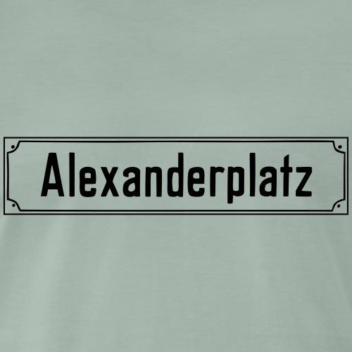 Alexanderplatz BERLIN - Männer Premium T-Shirt