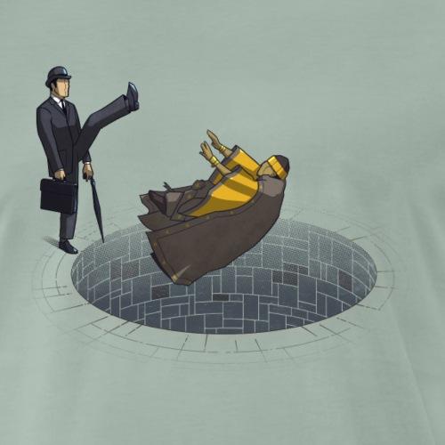Monty Sparta - T-shirt Premium Homme