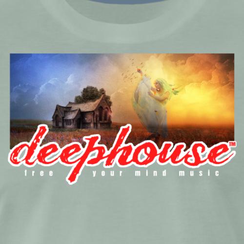 deep house - Männer Premium T-Shirt