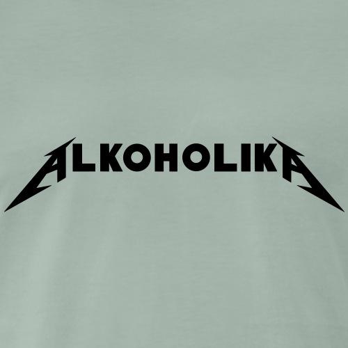 Alkoholika Official - Männer Premium T-Shirt