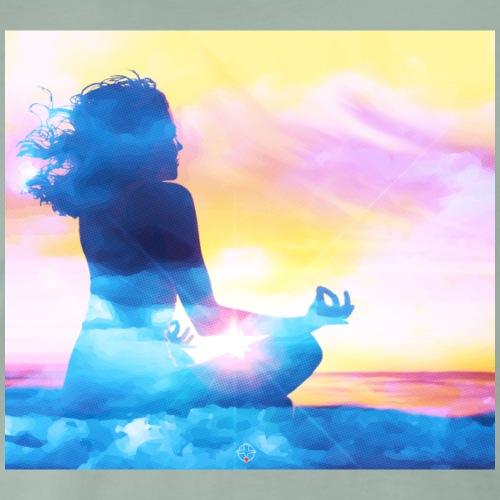 meditation - Maglietta Premium da uomo