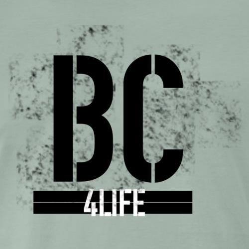 BC 4LIFE - Männer Premium T-Shirt