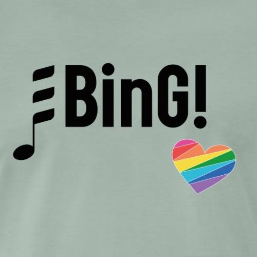 BinG Love - Männer Premium T-Shirt