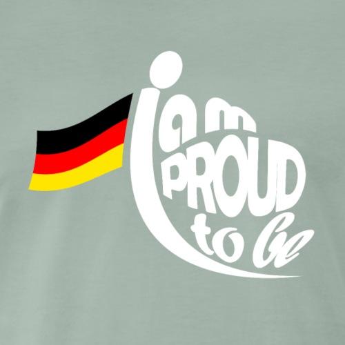 Ich bin stolz, Deutsche / Deutscher zu sein