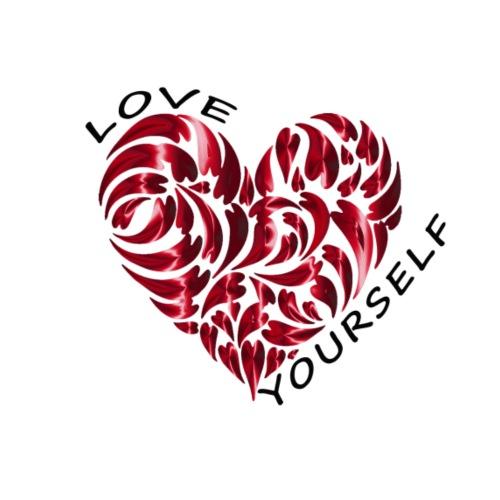 Love yourself - Männer Premium T-Shirt