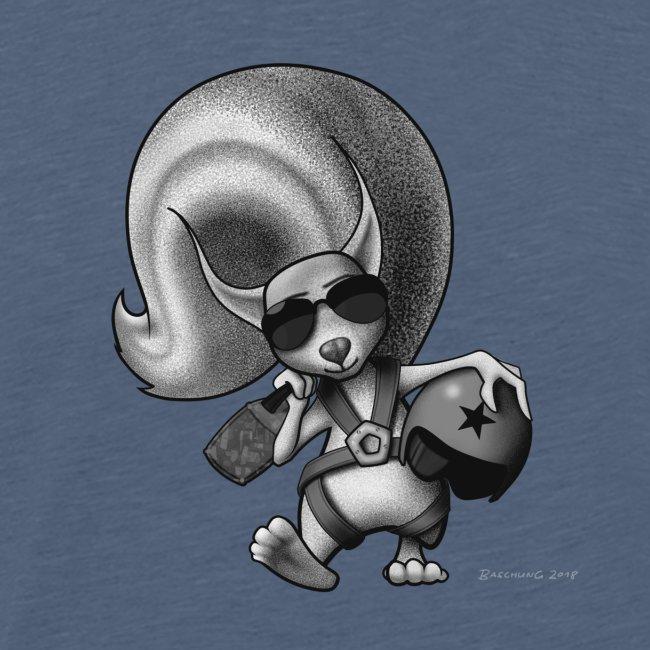 Squirrel Pilot