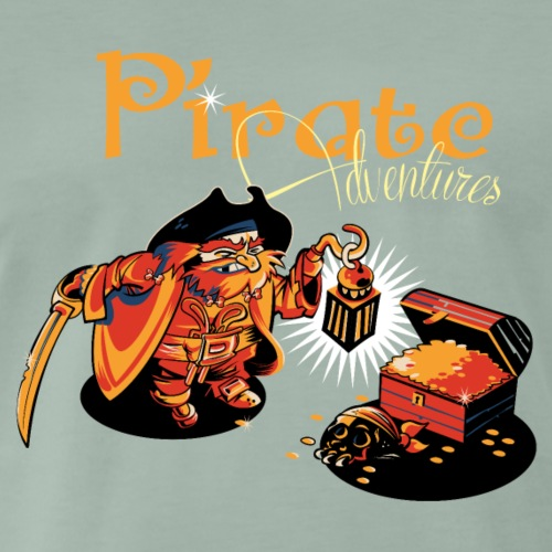 Pirate Adventures - T-shirt Premium Homme