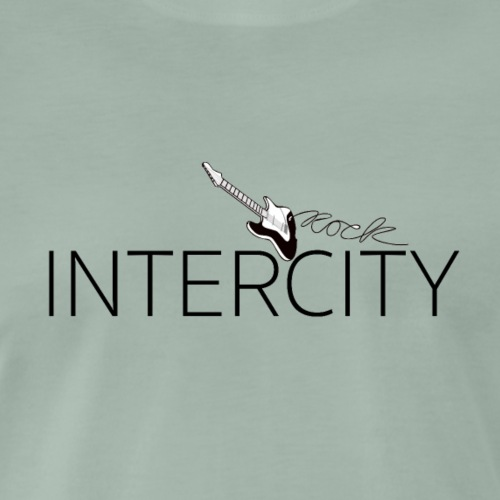 intercity - Herre premium T-shirt