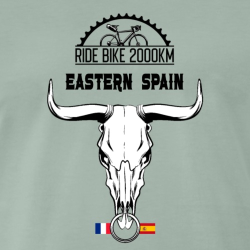 Eastern Spain - T-shirt Premium Homme