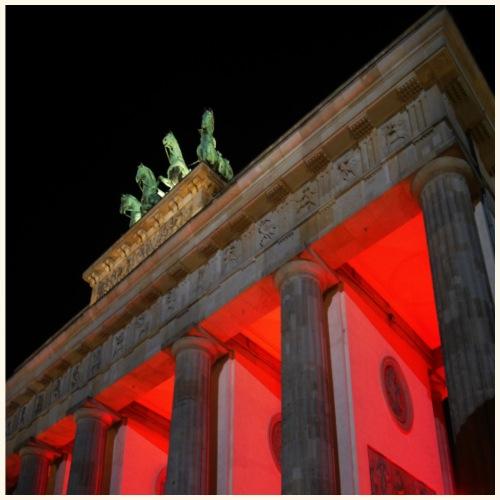 Notte a Berlino - Maglietta Premium da uomo