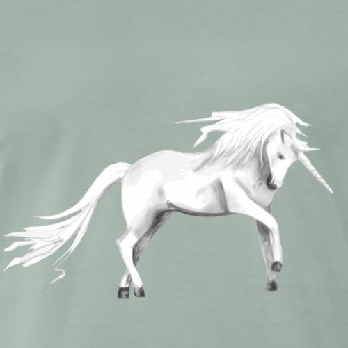 Einhorn Motiv 10 - Männer Premium T-Shirt