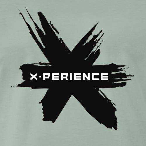 x-perience - Das neue Logo - Männer Premium T-Shirt