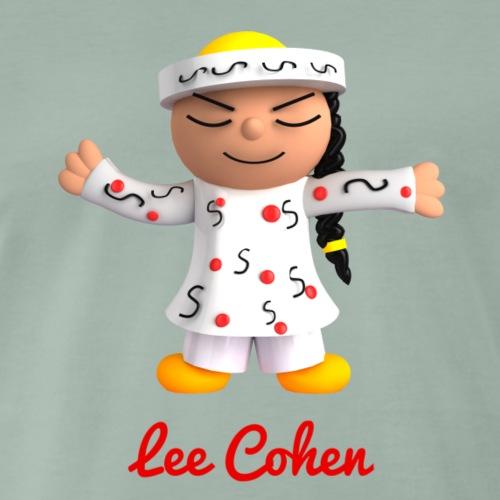 Lee Cohen - T-shirt Premium Homme