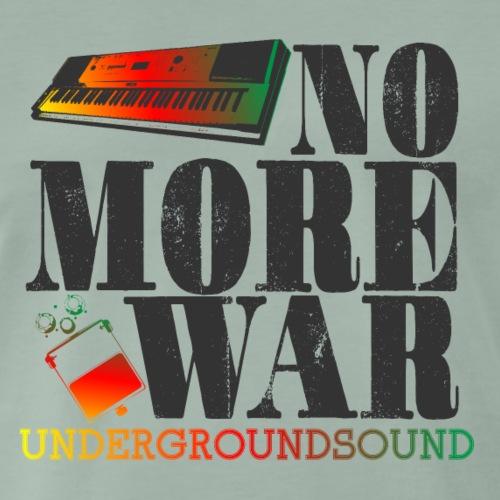 No More War - UNDERGROUNDSOUND Austria - Männer Premium T-Shirt