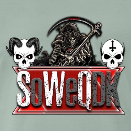 SoWeQDK Banner - Herre premium T-shirt