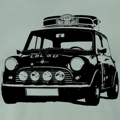 Cooper S 177 008 - Herre premium T-shirt
